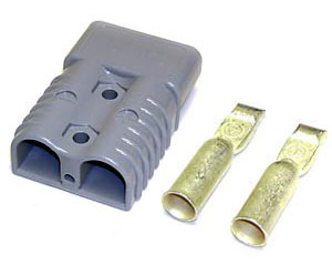 Double pole 175A connector