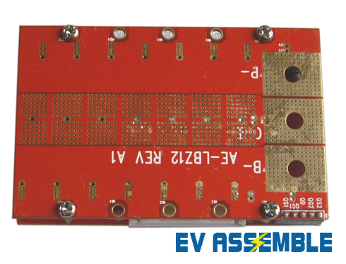 Bleeding Balancing BMS for 12S LiFePO4-30A