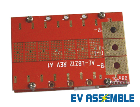 Bleeding Balancing BMS for 4S LiFePO4-30A