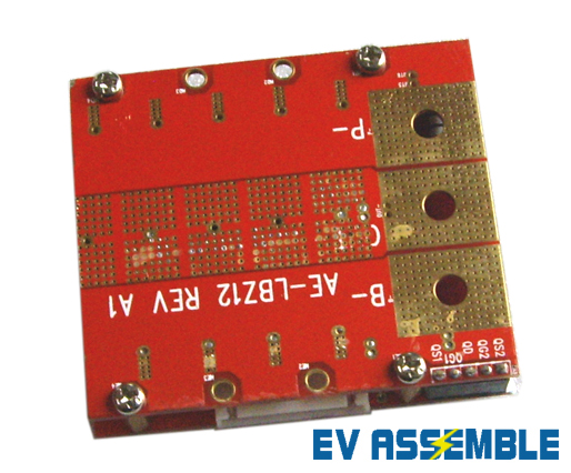 Bleeding Balancing BMS for 8S LiFePO4-30A