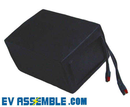 EVA LiFePO4 48V 12Ah battery pack