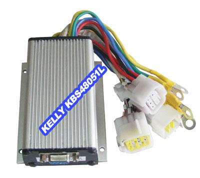 Kelly KBS72101,40A,24-72V BLDC Motor Speed Controller