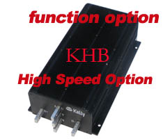 KHB High Speed Option