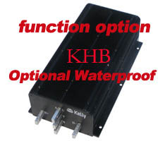 Kelly KHB12251,24-120V,250A,Opto BLDC Controller/With Regen