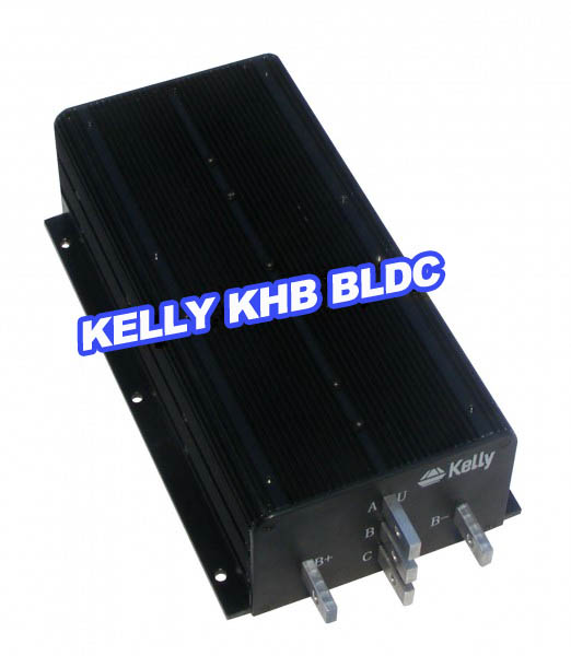 Kelly KHB12151,24-120V,150A,Opto BLDC Controller/With Regen