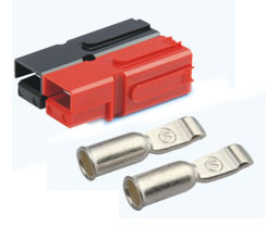 single pole 75A connector(2pcs)